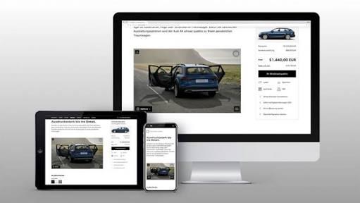 cloud powered automotive