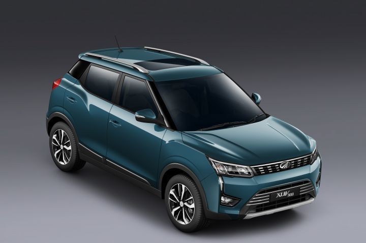 Image result for xuv 300 with sunroof