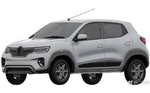 Renault XBA EV (Kwid EV) coming to India next year, says