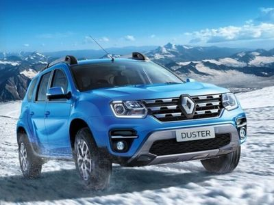 Renault Duster Turbo
